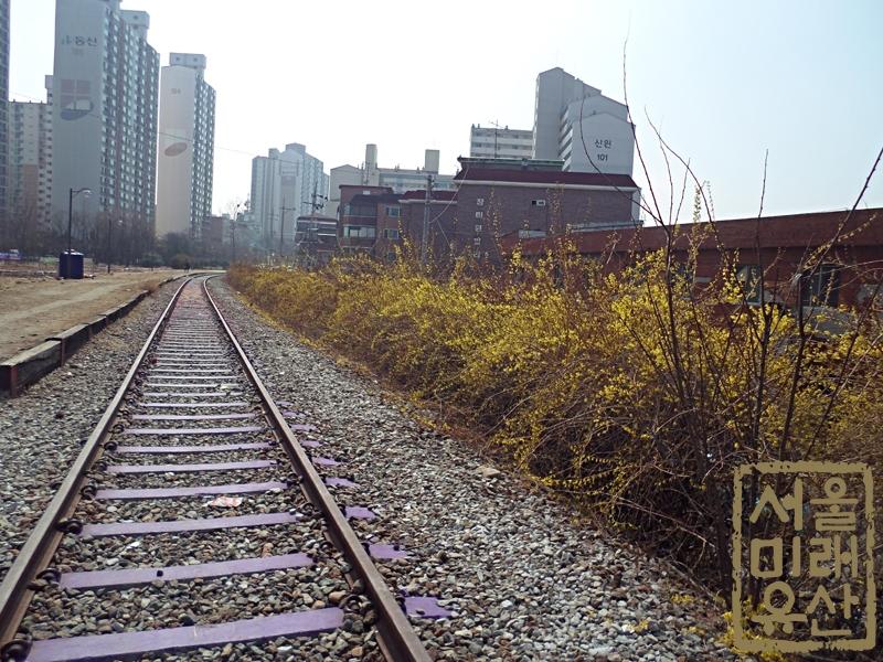 경춘선 폐철도노선