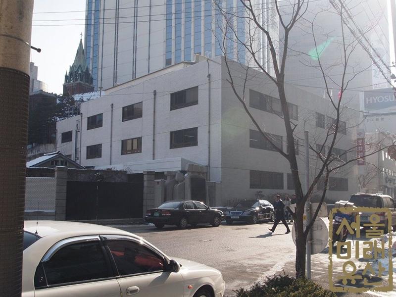 동화약품 건물
