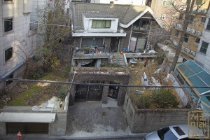 전뢰진 옛 가옥 및 작업실 전경