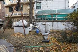 전뢰진 옛 가옥 및 작업실 정원4