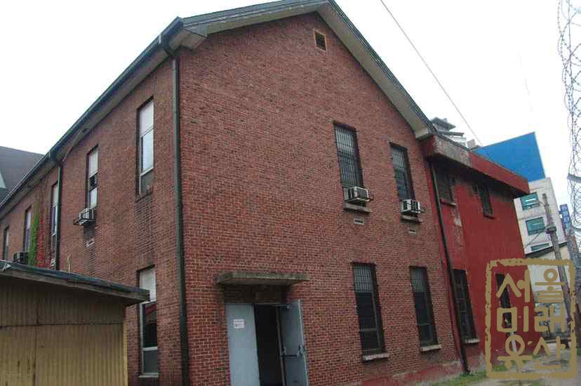 경성사범학교 부속소학교 건물