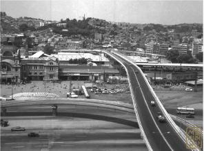 서울역 고가도로