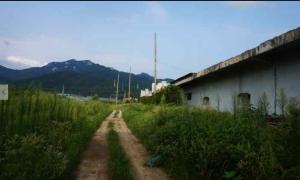 대전차방호시설 좌측