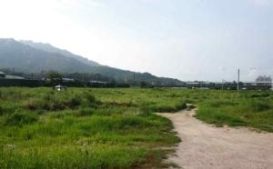 대전차방호시설 앞 공터(1)