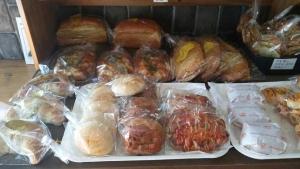 독일빵집 빵들
