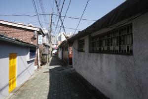 동소문2가동 한옥밀집지역 골목2