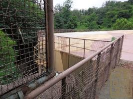석유비축기지 유류탱크(근경) (1)