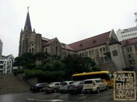 영락교회 본당 전경(1)