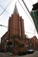체부동성결교회 정면