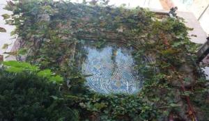 김중업 건축문화의 집 측면 창문