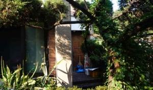 김중업 건축문화의 집 현관