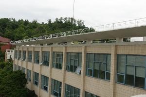 서강대학교_옥상지붕