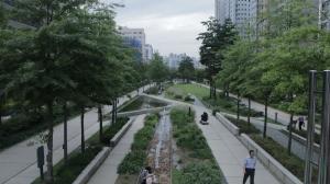 경의선 숲길 공원 전경 1
