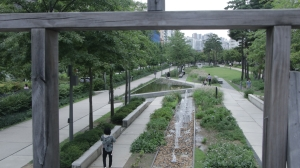 경의선 숲길 공원 전경2