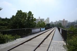 경춘선 폐철도노선 경춘철교