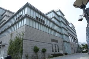 대한민국역사박물관 외부