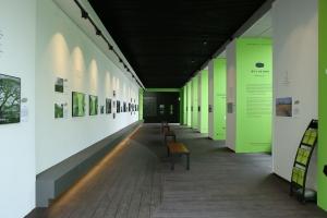 대한민국역사박물관 중학천변 전시 공간