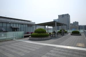 대한민국역사박물관 옥상 정원2