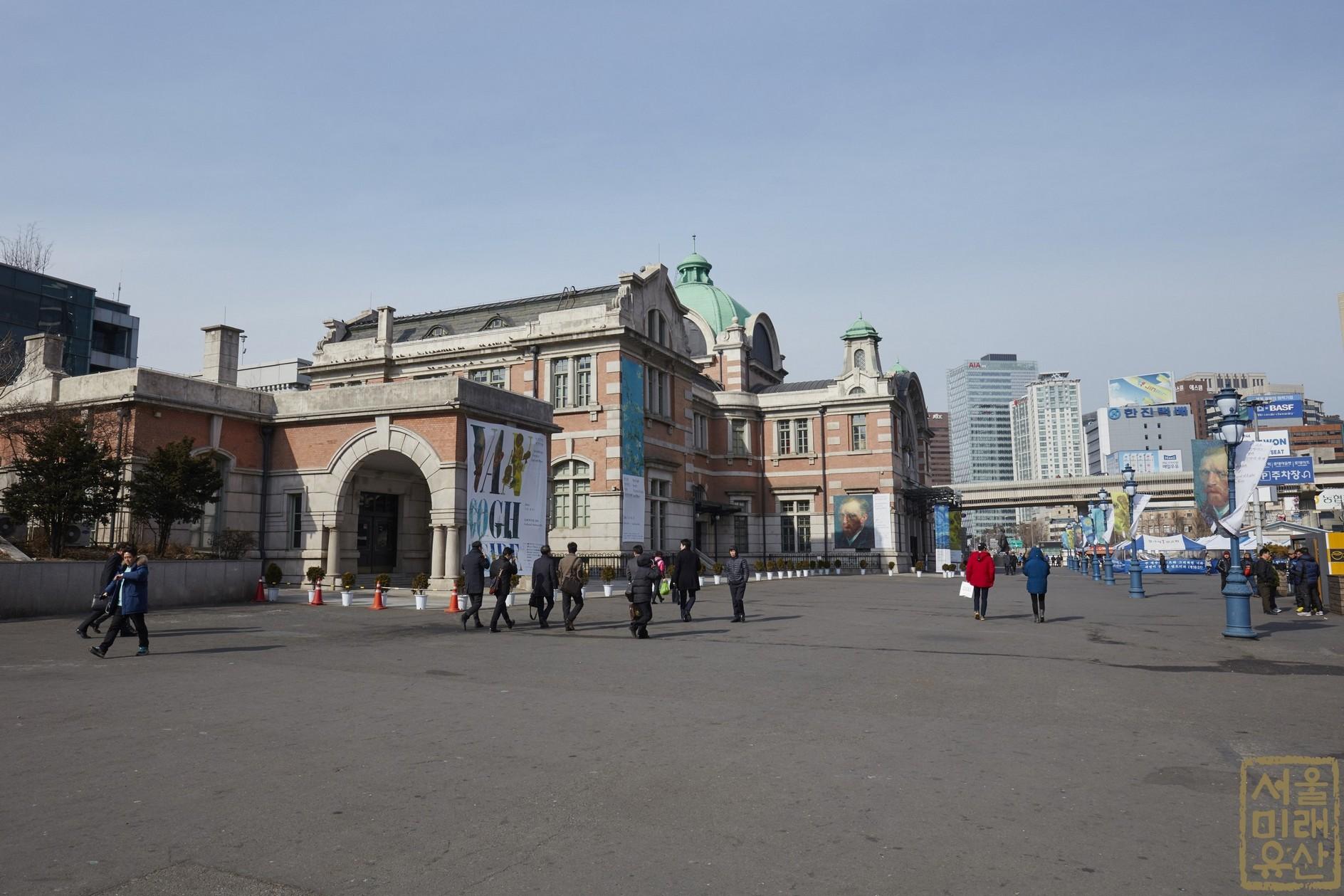 서울역광장 전경1