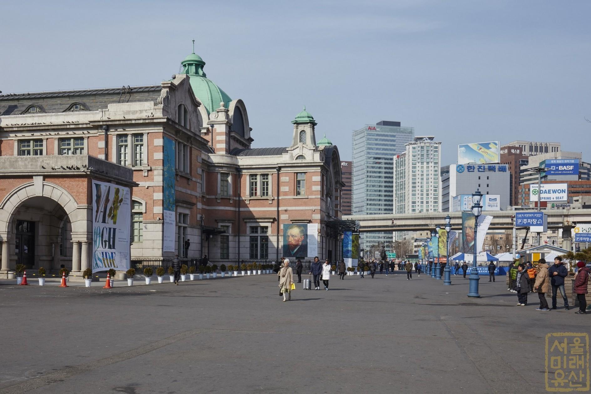 서울역광장 전경2