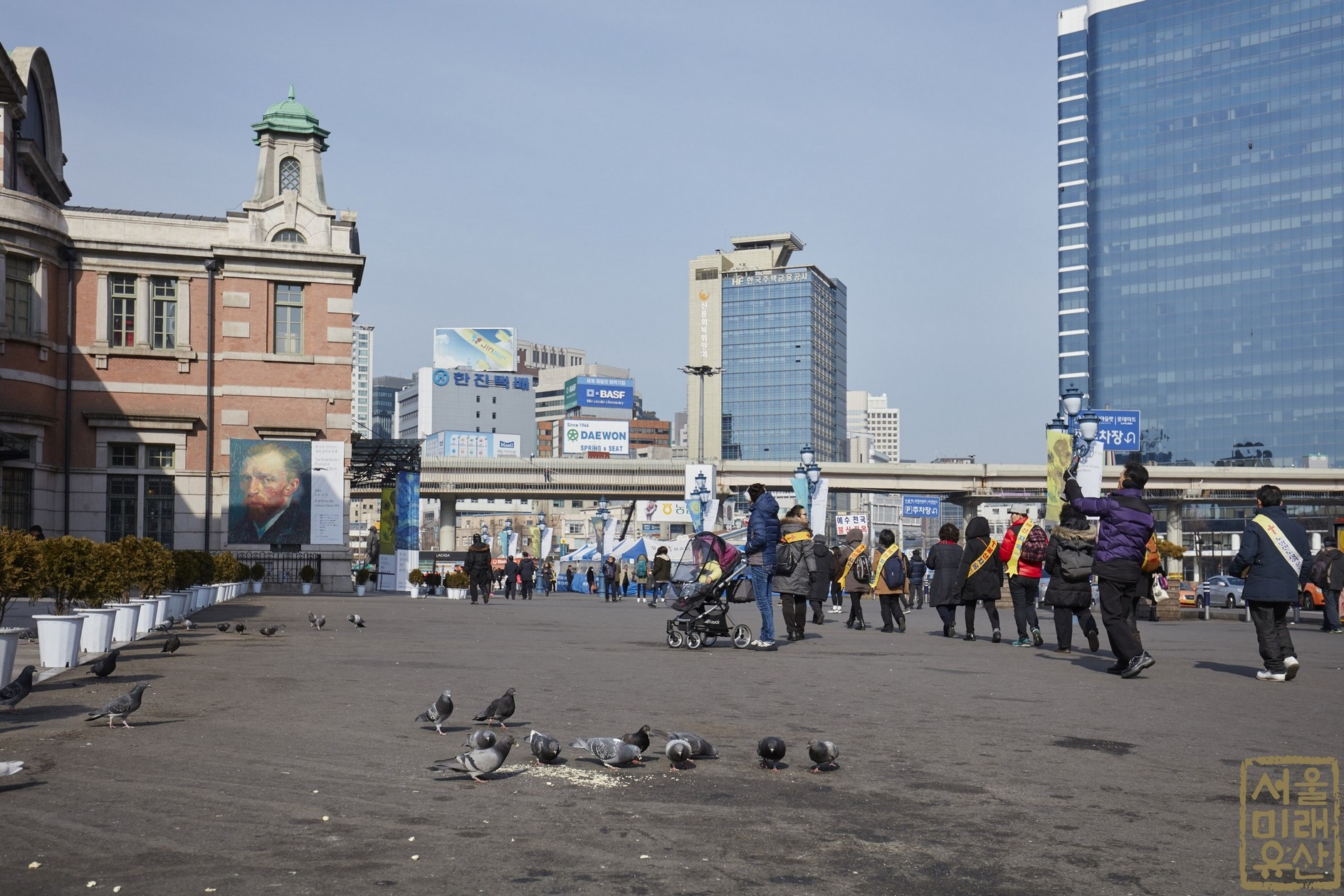 서울역광장 전경3