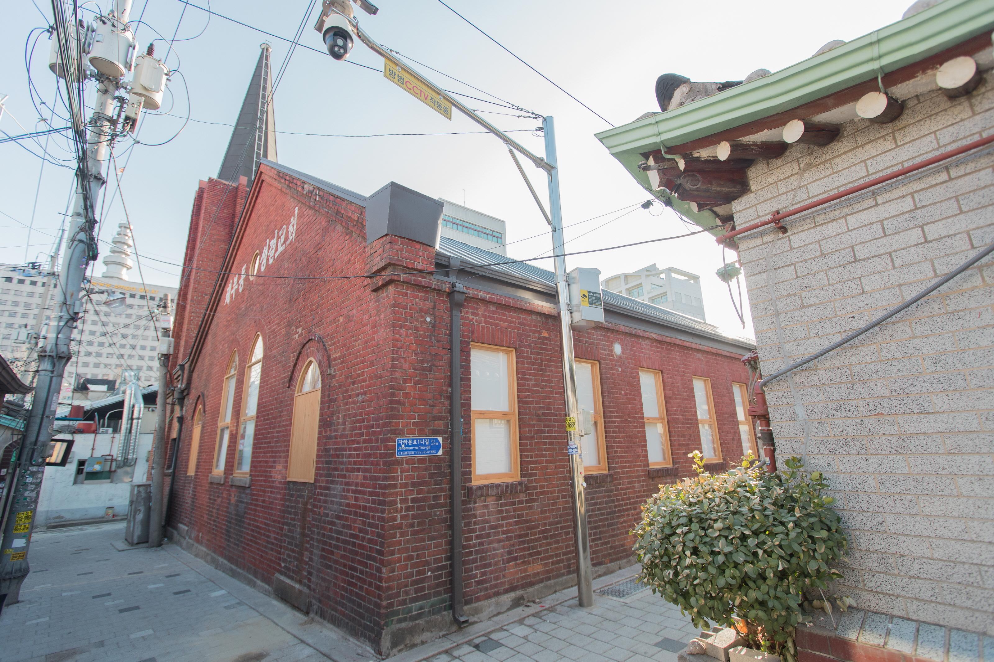체부동 생활문화지원센터(외관3)