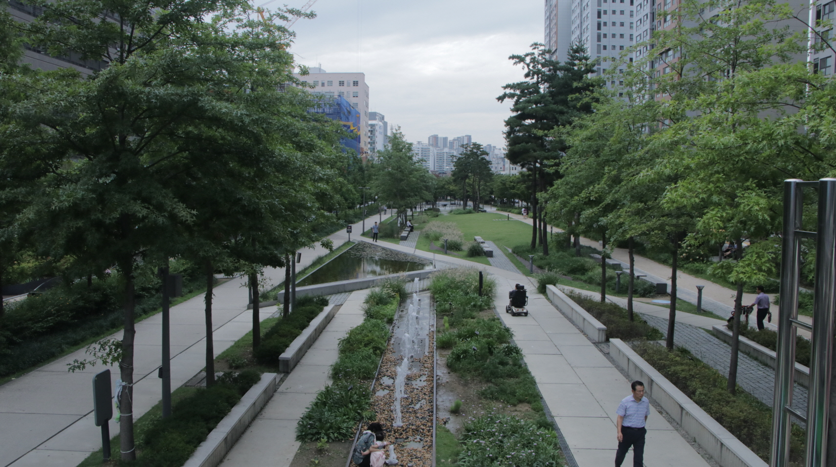 경의선 숲길 공원(전경1)