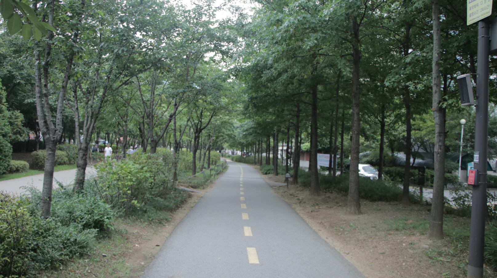 경의선 숲길 공원(산책로3)