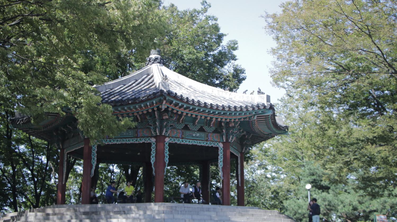 남산서울타워(정자)