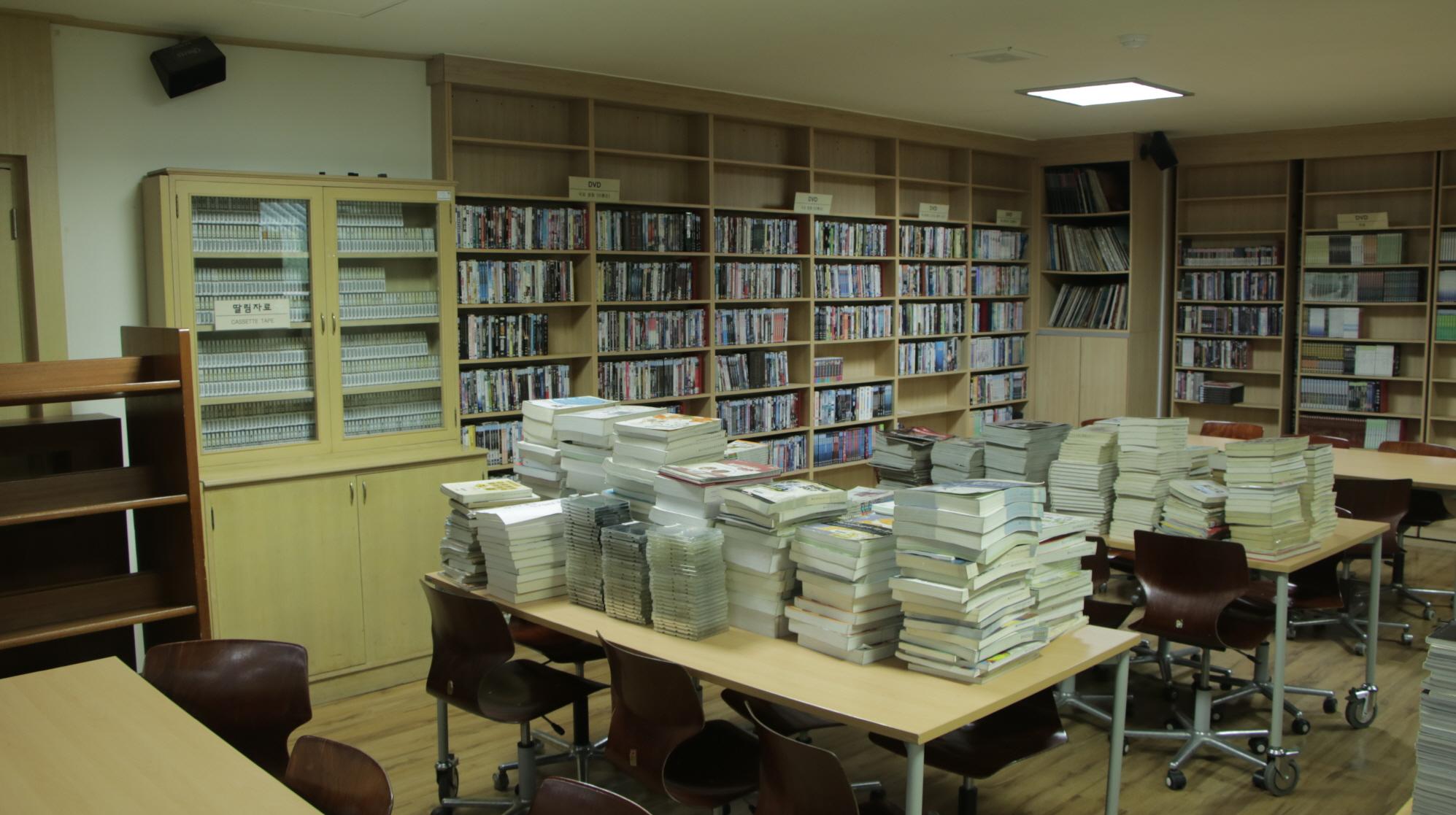 숙명여자고등학교 도서관(내부5)